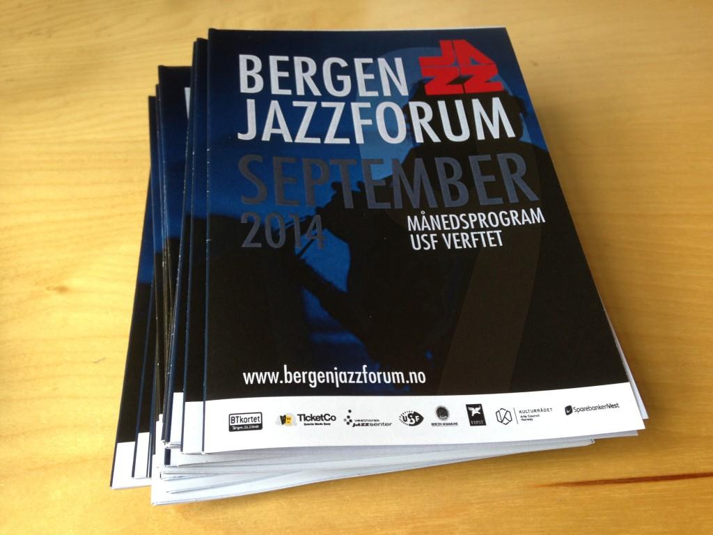 Program August og September 2014
