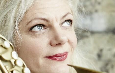 Portræt af Saxofonist, Christina Dahl
